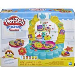 Набор для лепки Hasbro Play Doh Карусель сладостей E5109