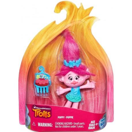 Тролли Hasbro Коллекционные фигурки Троллей B6555