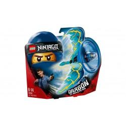 Спиннер Lego Ninjago Джей — Мастер Дракона 70646