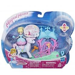 Игровой набор Hasbro Disney Princess Золушка мини кукла E0072