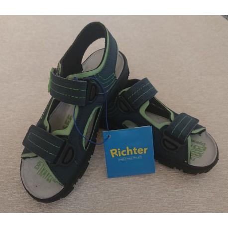 Сандалии детские Richter модель 8101-541-7202