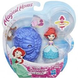 Мини кукла Hasbro Принцесса крутящаяся Рапунцель/Ариэль E0067_E0243