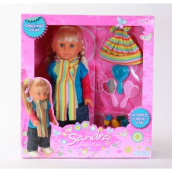 Кукла Falca Сандра 38620