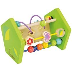 Деревянная игрушка Bino Лабиринт Aktivity 70413 уценка