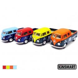 Машинка Volkswagen Bus Double Cab Pickup Delivery 5396W