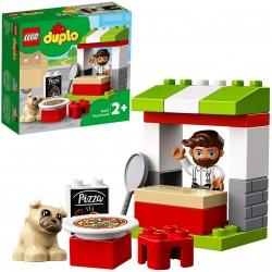 Конструктор LEGO Duplo Киоск-пицерия 10927