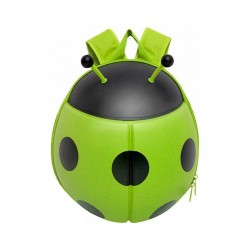 Рюкзак Supercute Божья коровка Зеленый SF032-c