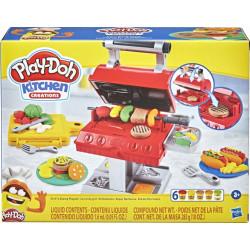 Игровой набор Hasbro Play-Doh Гриль F0652