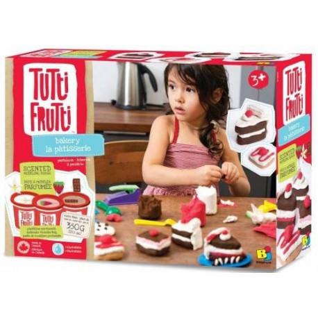 Набор для лепки Tutti-Frutti Пекарня 14806 уценка