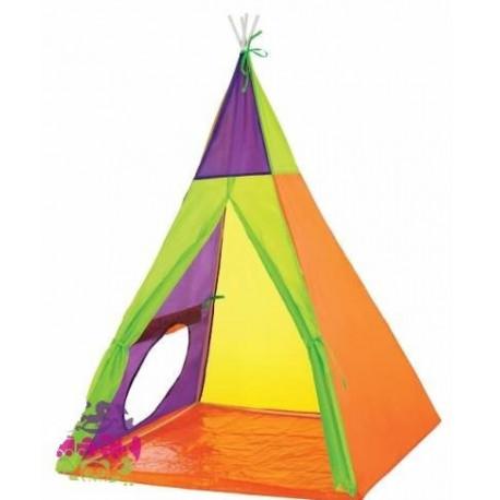 Детская палатка 5 Stars Вигвам (435-12) уценка