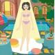 Набор для творчества Вечерние платья Djeco 08732
