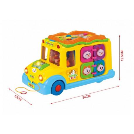 Школьный автобус 796/9183