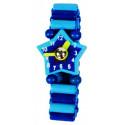 Часы, голубые 9987120