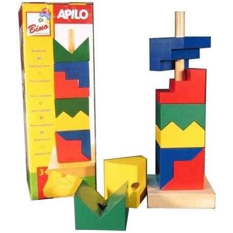 Цветная башня Bino (81035) уценка
