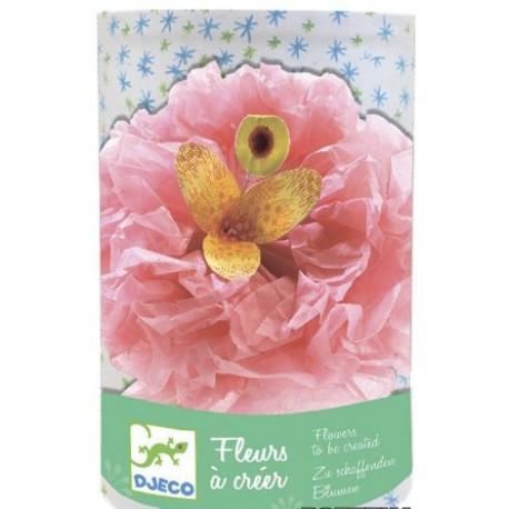 Художественный комплект Цветы Евгения Djeco (DJ09440) уценка