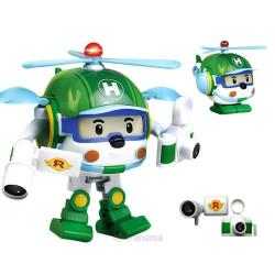 Хели трансформер с подсветкой 12,5см Робокар Поли (Robocar Poli) 83096