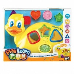 Детская игрушка Сортер Keenway Уточка 31539