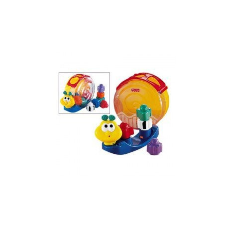 Улитка Fisher-Price разноцветная (71922)Уценка!!!