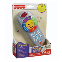 Умный пульт Fisher-Price рус. (Y3489)