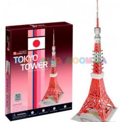 Трехмерная головоломка-конструктор Токийская Башня