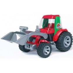 Трактор Bruder с погрузчиком серия Roadmax 20102