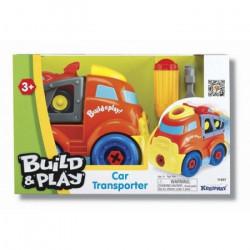 Конструктор Keenway Транспортер build&play 11937
