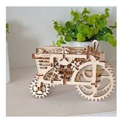 Модель 3D Трактор 70003