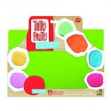 Текстурный коврик для лепки Tutti-Frutti BJTT15019