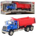 Стройтехника JT 9463 C грузовик, муз., свет., кор., 29 см